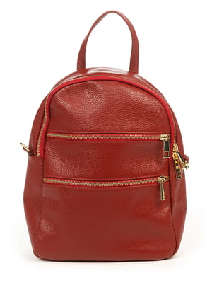 Рюкзак червоний | 4958620