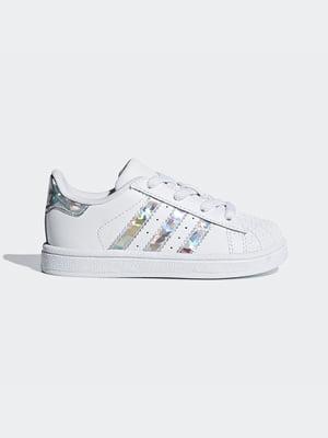 Кроссовки белые | 4886226