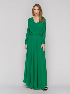 Сукня зелена | 4911009
