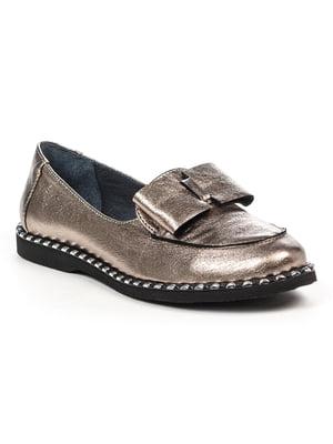 Туфли бронзового цвета | 4948055