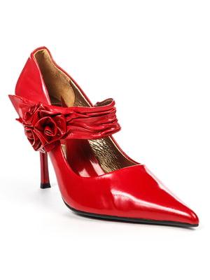 Туфли красные | 4948064