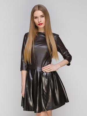 Сукня коричнева | 4911092