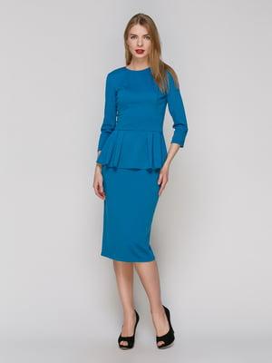 Комплект: блуза і спідниця | 4910858