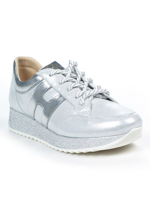 Кроссовки сріблясті | 4918804