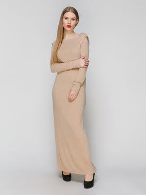 Сукня бежева | 4911215