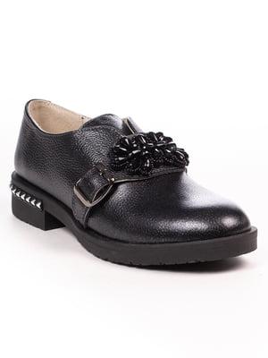 Туфли темно-серые | 4948470