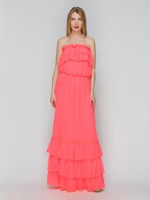 Сукня рожева | 4910695