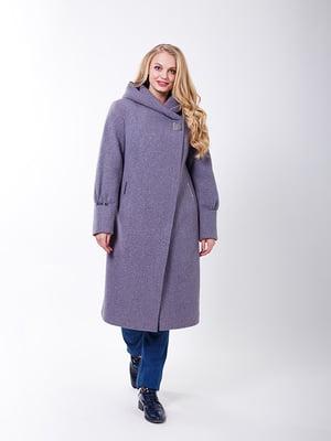 Пальто попелястого кольору | 4920774