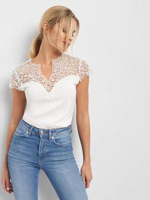 Блуза біла   4977840