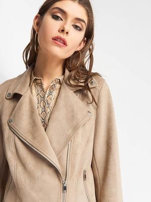 Куртка бежева   4978012