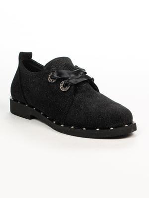 Туфли черные   4948503