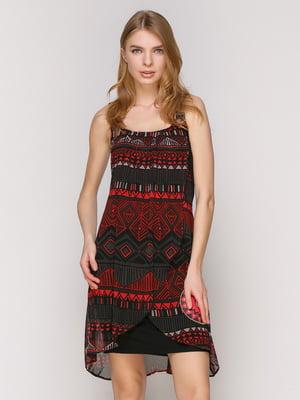 Платье в принт   4965722