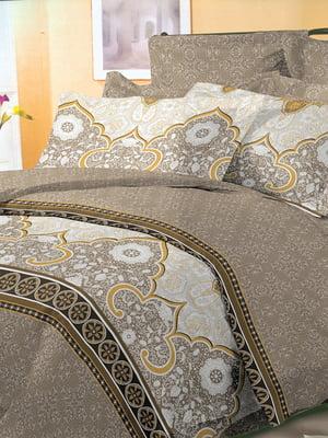 Комплект постельного белья двуспальный (евро)   4971486