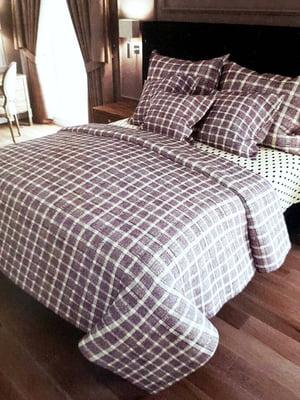 Комплект постельного белья двуспальный (евро) | 4971532