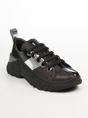 Кроссовки черные | 4958507
