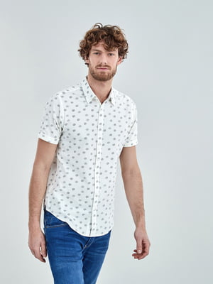 Рубашка белая | 4958730
