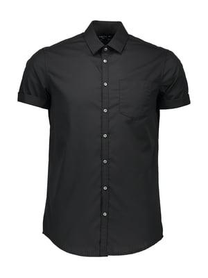 Рубашка черная | 4958825