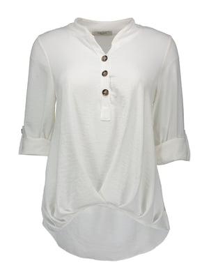 Блуза молочного цвета   4958863