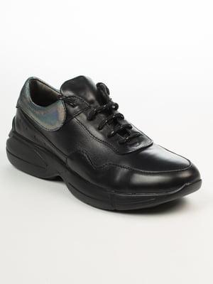 Кросівки чорні | 4958504