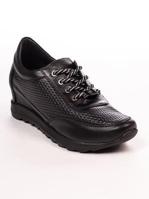 Кроссовки черные | 4922259