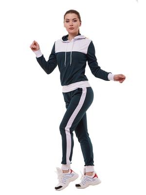 Костюм спортивний: худі і штани | 4979067