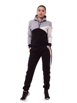 Костюм утеплений спортивний: худі і штани | 4979070