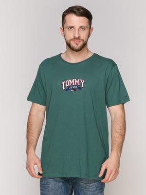 Футболка зелена   4975368