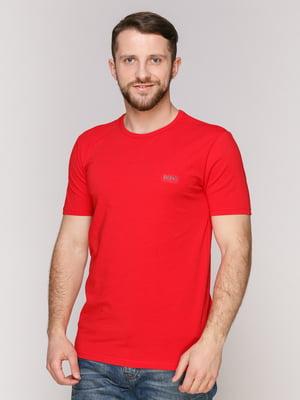 Футболка червона | 4975402