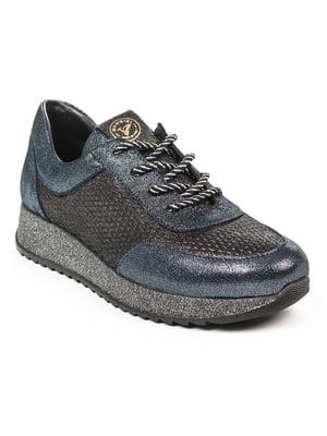 Кросівки темно-сині | 4958591