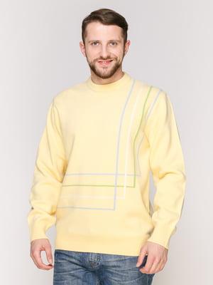 Джемпер жовтий | 4906973
