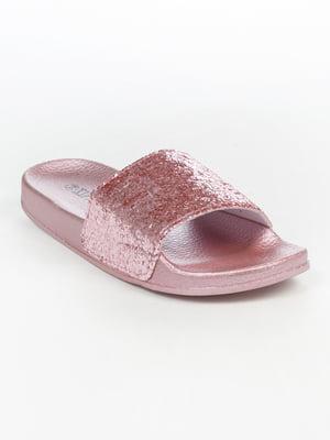 Шльопанці рожеві   4978441