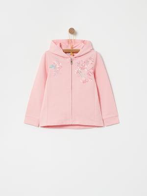 Толстовка рожева | 4970483