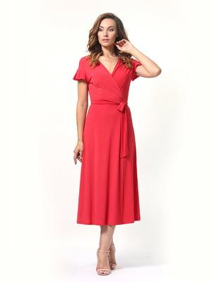 Платье красное | 4979817