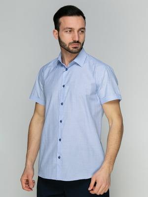 Рубашка голубая | 4959262
