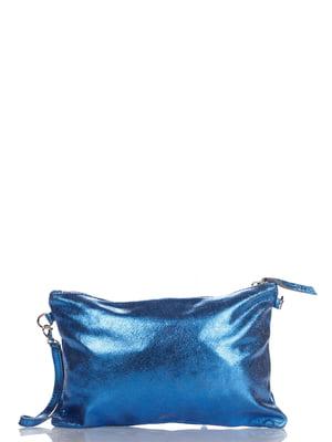 Клатч синий | 4757408