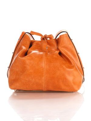 Сумка оранжевая | 4757579