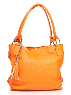 Сумка оранжевая   4757623