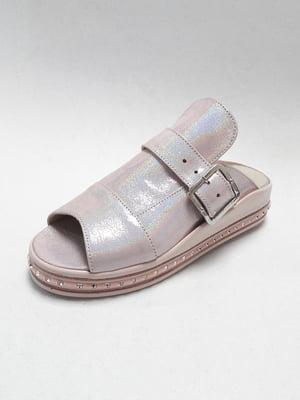 Шльопанці рожеві | 4981827
