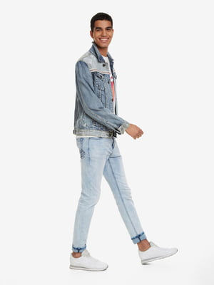 Куртка синяя | 4983051