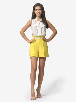 Шорти жовті | 4983767