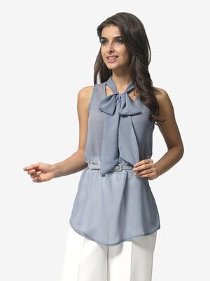 Блуза серая | 4983781