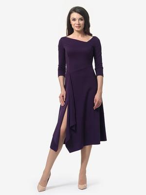 Сукня фіолетова | 4983807