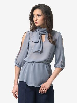 Блуза серая | 4983832