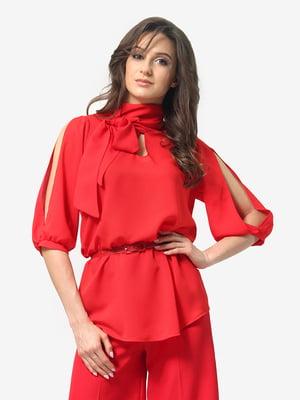 Блуза красная | 4983834