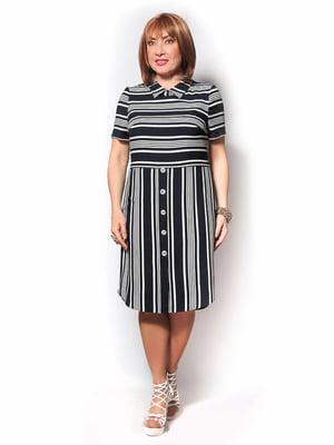 Платье в полоску | 4948034
