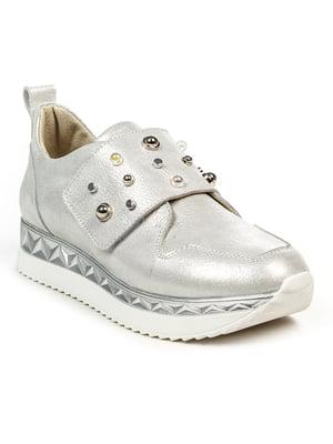 Кросівки світло-сірі   4978577