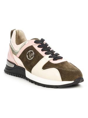 Кросівки триколірні | 4978585