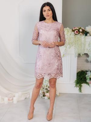 Сукня ніжно-рожева | 4985126