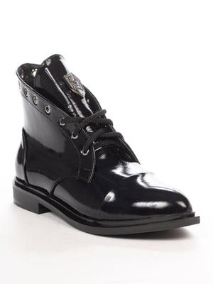 Черевики чорні | 4979796
