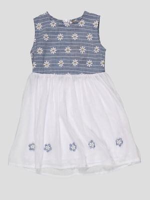 Платье в цветочный принт | 4979780